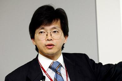日本IBMのシステムズ&テクノロジー・エバンジェリスト安井氏