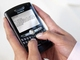 RIM、Wi-Fi・3Gデュアルモードの「BlackBerry 8820」発表
