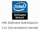 Intel、ソフトウェアに特化したDigg的ソーシャルサイトを立ち上げ