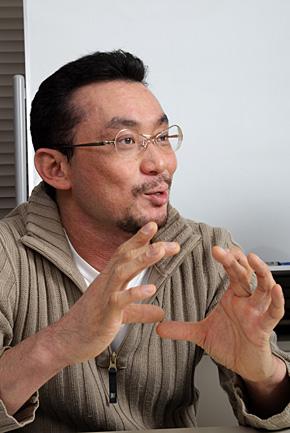 脇田玲准教授