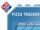 注文したピザがいつ到着するかが分かる——Dominoの「Pizza Tracker」