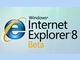 MS、IE 8のβ版をリリース
