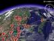 Google MapsとGoogle Earthで聖火リレーの進捗をチェック