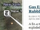 Google Earth上でNew York Timesの最新ニュースをチェック