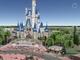ディズニーワールド、3DでGoogle Earthに登場