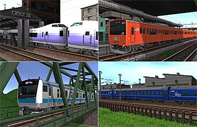 世界初、Webで鉄道模型シミュレ...