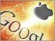 Apple、時価総額でGoogleを抜く