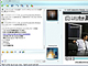 「ニコ動」をメッセで共有 Windows Liveとの連携スタート