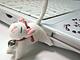 手作りちりめん細工のネコ型USBメモリ 「1日1匹しかできません」