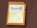 無線LAN搭載SDカード「Eye-Fi」に動画対応版 4Gバイトで9980円