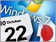 Windows 7、日本語版も10月22日発売