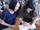 Twitterがきっかけで絵画教室 生徒・広瀬香美 講師・野間美由紀