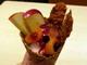 「とんかつパフェ」はうまかった 肉のテーマパーク「東京ミートレア」3日オープン