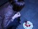 クリスマス、手作りケーキ片手に王子を探す(2009年、by乙女)