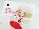 ITちゃんのiPhone・DSiケースを作ってもらったポ!