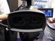 一体型2眼式3Dカメラや「クアトロン」の3D対応モデルも 「3D&VR展」