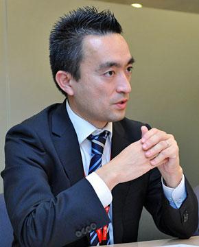 トレンドマイクロ マーケティング本部 シニアプロダクトマネージャー 塩田行宏氏