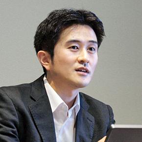 日本HP 人事統括本部 人事企画・コミュニケーション本部の高橋健氏