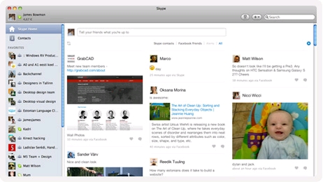 facebook for mac 2