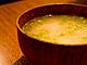 【記者の7つ道具】深夜に味わう味噌汁