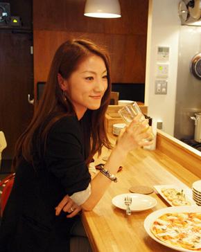 VOYAGE GROUP 社長室 広報マネジャーの江頭令子さん