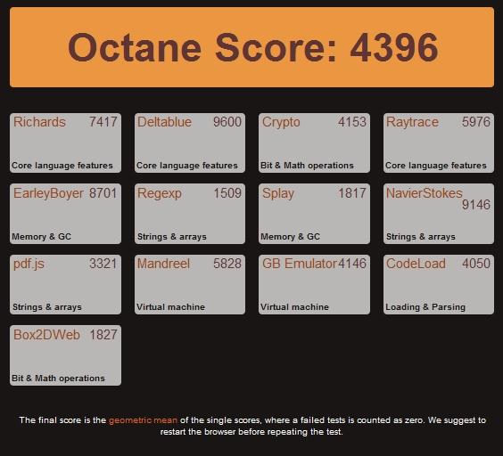 octane 1