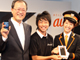 「auのiPhone、本命だよね」 田中社長、「ソフトバンクを追い抜いた」