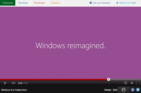 windows 8 CM