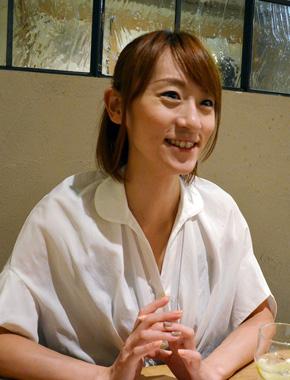 ビルコム 社長室広報の中村亜裕美さん