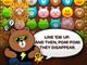 LINEのゲームアプリ「LINE POP」、公開1日で300万ダウンロード突破
