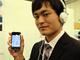 """SFC ORF 2012 Report:街中のツイートを声で聴こう """"寄り道""""支援アプリ「WalkON」"""