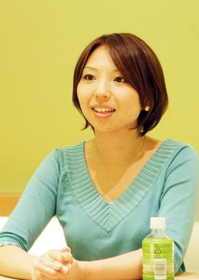 アイスタイル コーポレート本部 コーポレートストーリー室 室長の大和田草子さん