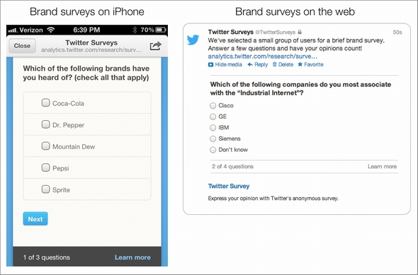 brand survey