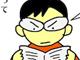 """IT4コマ漫画:プロジェクターに""""パスワード""""?"""