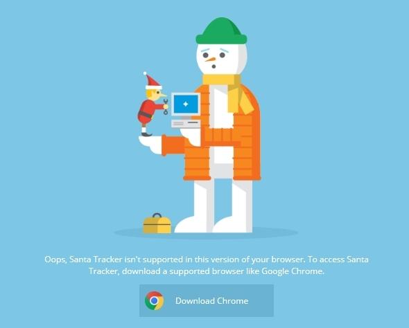 santa google 3