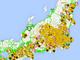 大雪被害の状況をマッピング トヨタ車の走行データ活用「豪雪減災リポートマップ」
