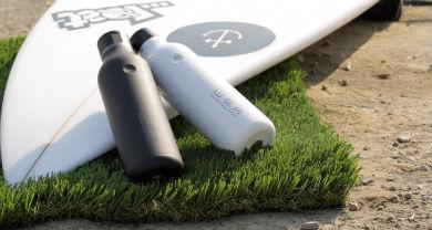 スマホ充電12回分・ペットボトル型超大容量バッテリー、クラウドファンディングで先行受注