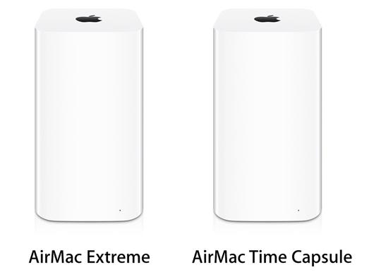 airmac express ファームウェア アップデート