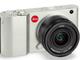 ライカ、アルミボディのミラーレスカメラ「ライカT」発表 Wi-Fi内蔵