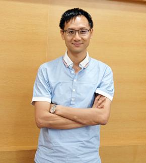 Tencentでシニアエグゼクティブ・バイスプレジデントを務める湯道生氏