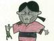 鳥取城の壮絶な籠城戦をモチーフにしたゆるキャラ「かつ江(渇え)さん」公開 「2次創作OKと言われても……」