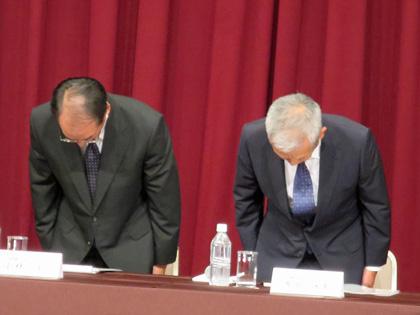 「我々は明確に加害者」 ベネッセ原田社長が改めて謝罪 再発防止策と補償について説明