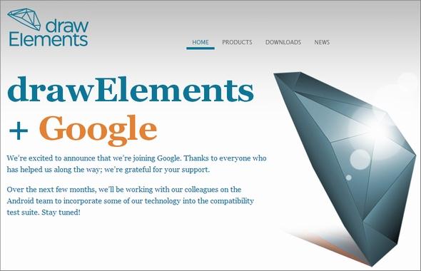 drawelements