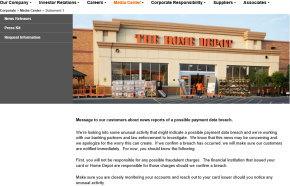 米小売大手の2200店舗からカード情報流出か、被害規模は数千万件