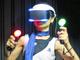 視界は鮮明 PS4につなげるHMD「Project Morpheus」でフルHDのVRを体験してきた