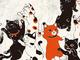 独学の日本画で描く妖怪の世界——アマヤギ堂さん