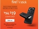 Amazon�AChromecast�΍R�̃����R���t���[���uFire TV Stick�v��39�h����