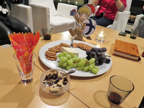 ハルナが行く!:フィンランド大使館で「サウナパーティー」してきた