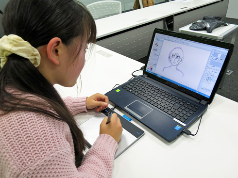 intuos ソフト