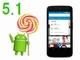 Android 5.1アップデート開始 Wi-Fi切り替え簡易化や端末ロック機能
